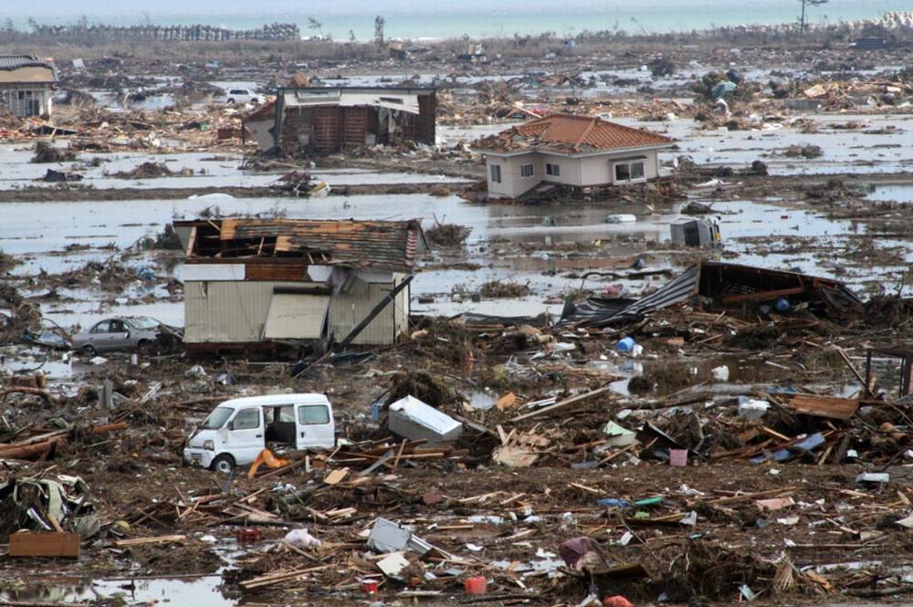 自然災害と再保険市場の構築