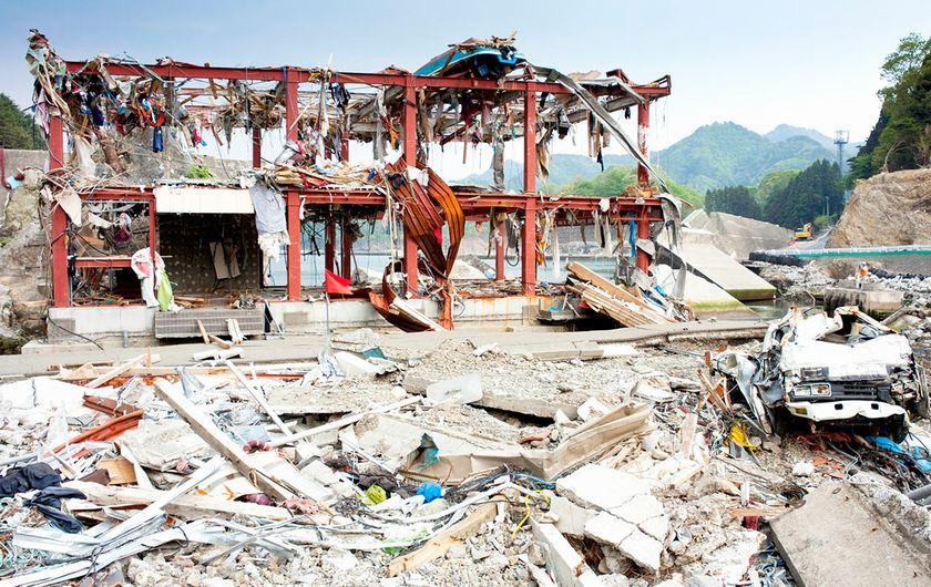 東日本大震災の企業損害の概要