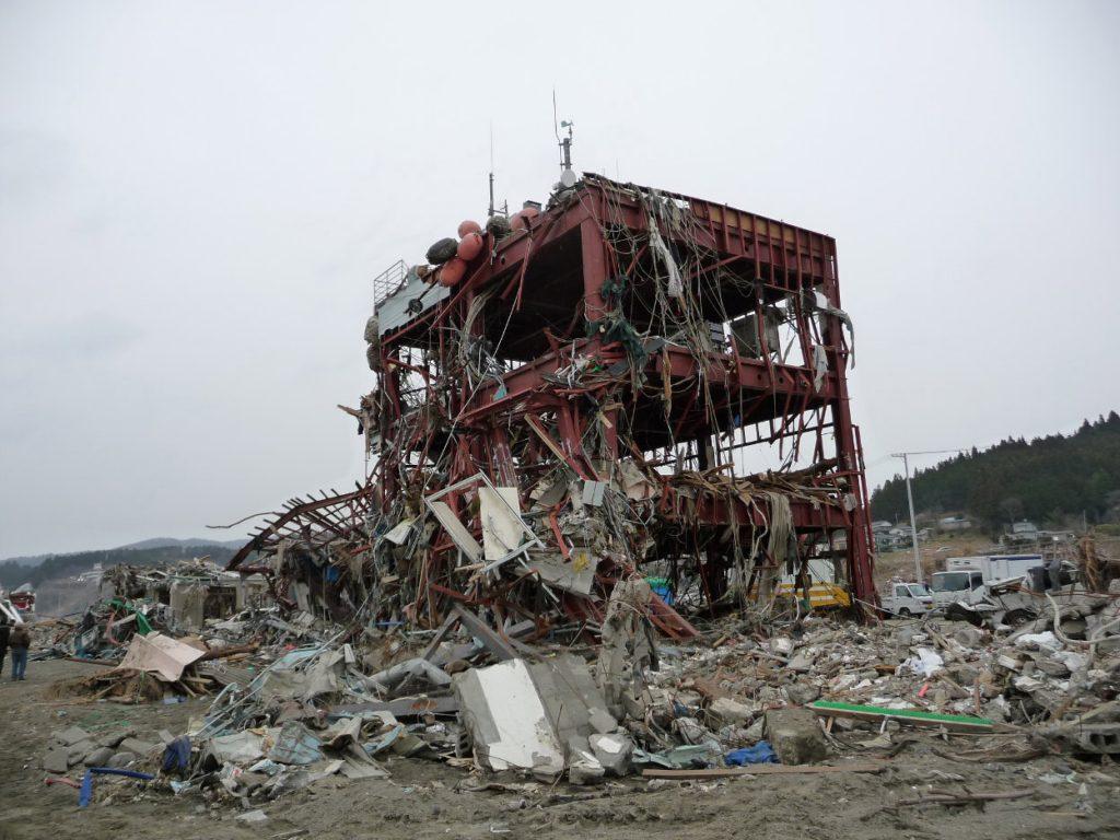 東日本大震災の保険金の支払
