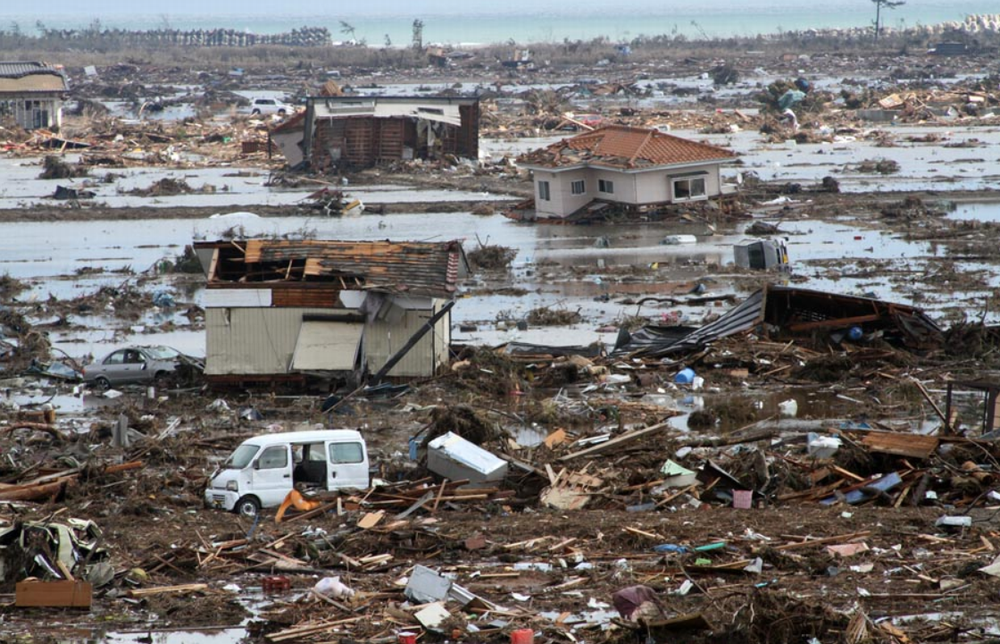 東日本大震災から学ぶリスクファイナンスの重要性