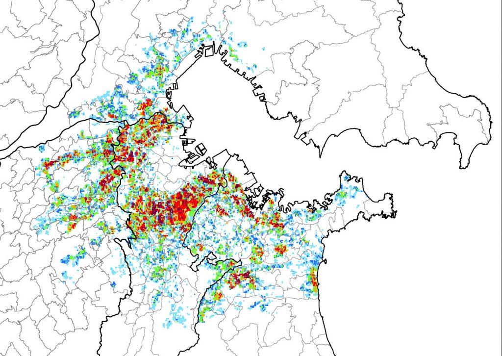 首都直下地震の被害概要